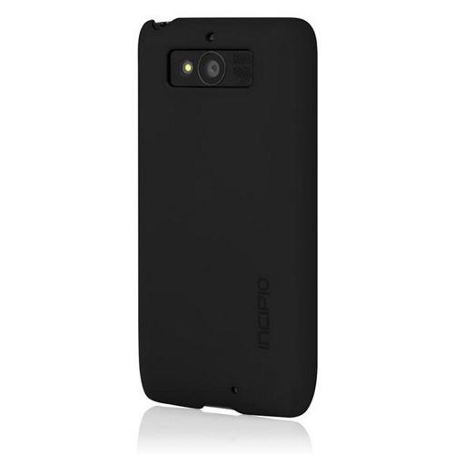 Incipio Black Feather Series Rubberized Hard Case for Motorola Droid Mini - MT-262