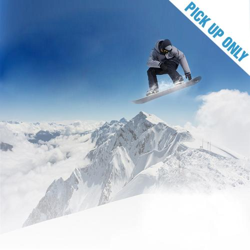 Manufacturers Mountain High Any Day Lift Ticket & 5 Hand Warmers [Pick Up Only!] Hard Cases