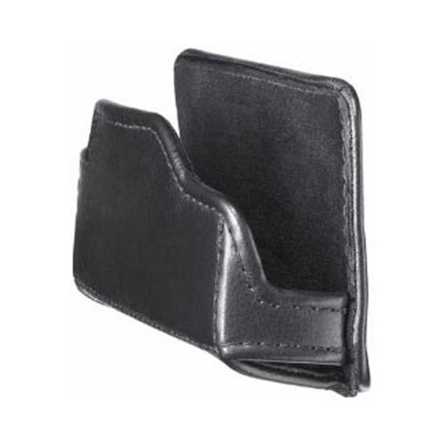 Original MobiValet™ Universal Genuine Leather Holder (PUTL), MVBL - Black