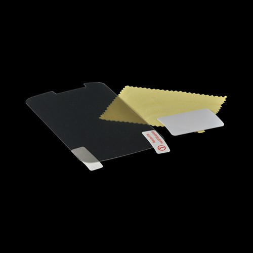 Screen Protector Medley w/ Regular, Anti-Glare, & Mirror Screen Protectors for Nokia Lumia 822