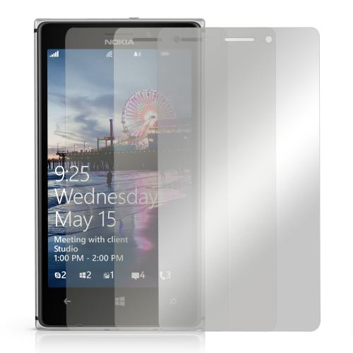 Screen Protector Medley w/ Regular, Anti-Glare, & Mirror Screen Protectors for Nokia Lumia 925