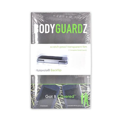 BODYGUARDZ LG Shine II Protective Body Film Scratch Proof (2-Pack)