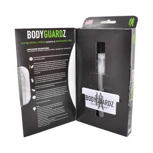 Original BodyGuardz Samsung Captivate i897 Transparent Scratch-Proof Film, NL-BSCP-0710