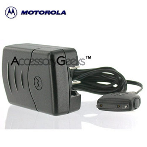 Original Motorola Travel Charger for Nextel Phones, NNTN4841 (i205 Type)