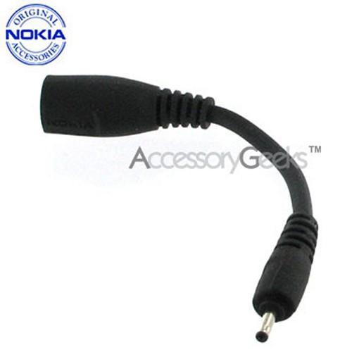 Original Nokia Mobile Charger Adapter (6101 Type) - CA-44