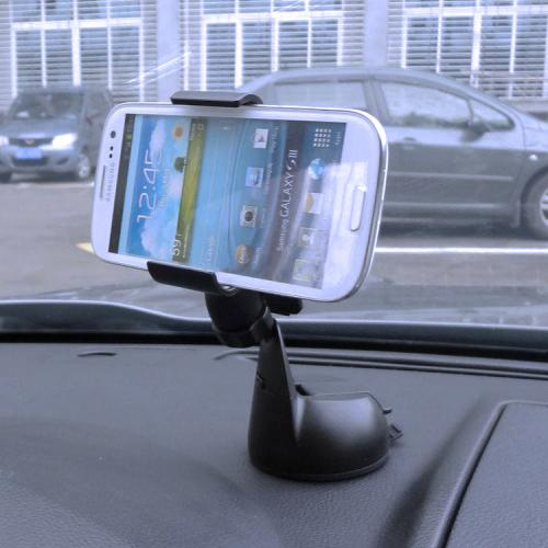Universal Car Accessories [Black] Car Holder - Max Width 4.33""