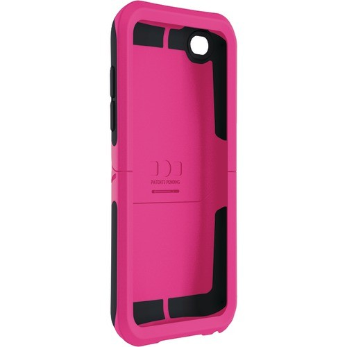OTTERBOX APL7-T4GXX-B6-E4OTR IPOD TOUCH(R) 4G REFLEX(TM) CASE (HOT PINK/BLACK)