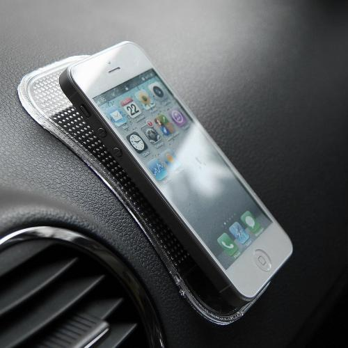 Car Accessories [White] Super Adhesive Car Non Slip Mat