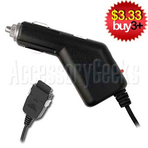 Sanyo 8100 Type Vehicle Charger (8100 TYPE)