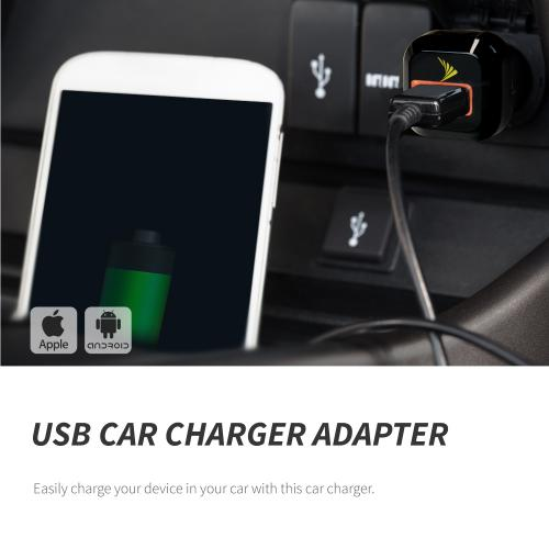 Universal USB Car Charger Adapter (850 mAh) by Sprint®