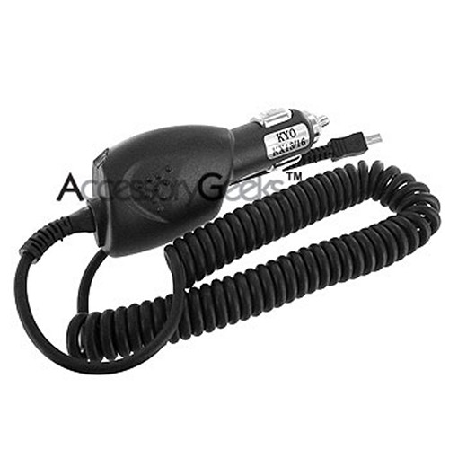 Kyocera Premium Vehicle Car Charger (KX13 Type)