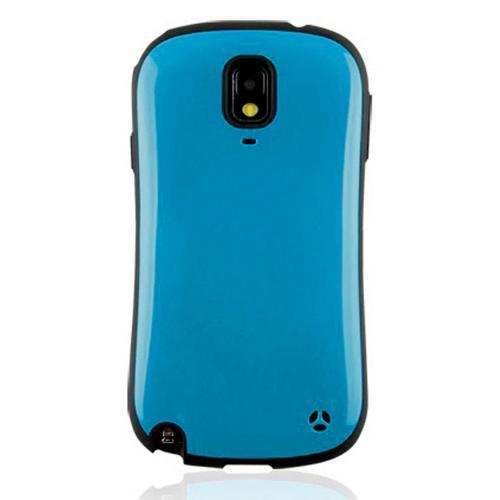 [REDShield] Blue/ Black Samsung Galaxy Note 3 Hard Case Cover on Shockproof Silicone Fashion Hybrid Case; Perfect fit as Best Coolest Design cases