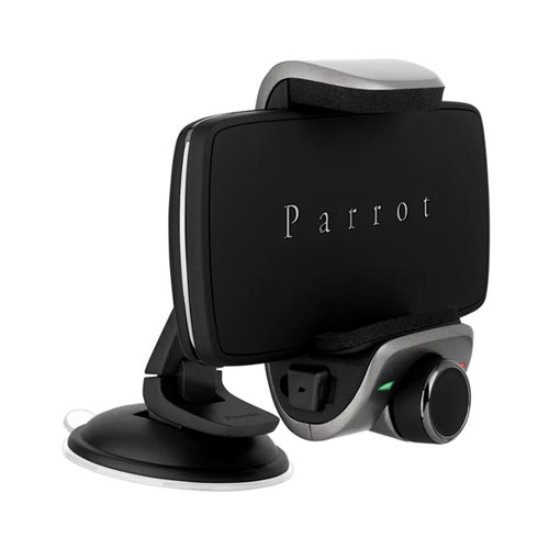 Original Parrot Minikit Smart Universal Bluetooth Hands-Free Charging Holder, PF290008AA