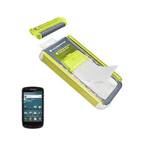 Original Puregear Samsung Galaxy S Aviator Puretek Roll-On Screen Protector Kit - Clear