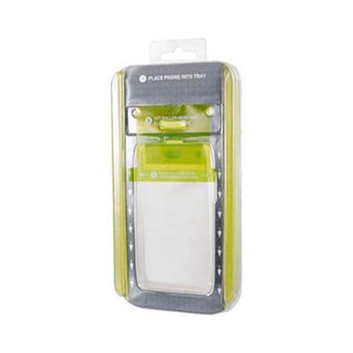 Original Puregear U.S. Cellular Samsung Galaxy S2 Puretek Roll-On Screen Protector Kit - Clear