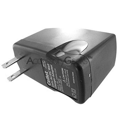 Desktop AC DC Converter for Car Cigrette Light - Black
