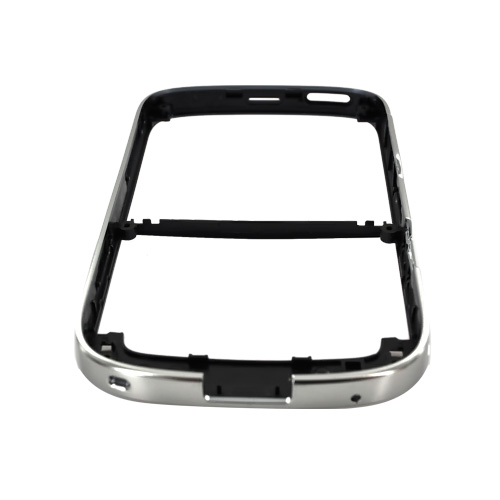 Blackberry Bold 9000 Replacement Housing Bezel Part - Silver