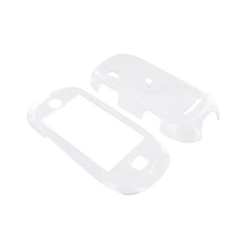 Motorola Evoke QA4 Hard Case - Clear (FREE Body Glove Case CRC90962)