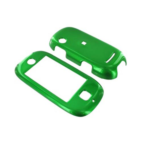 Motorola Evoke QA4 Case Combo (Hard Case & Body Glove) - Green