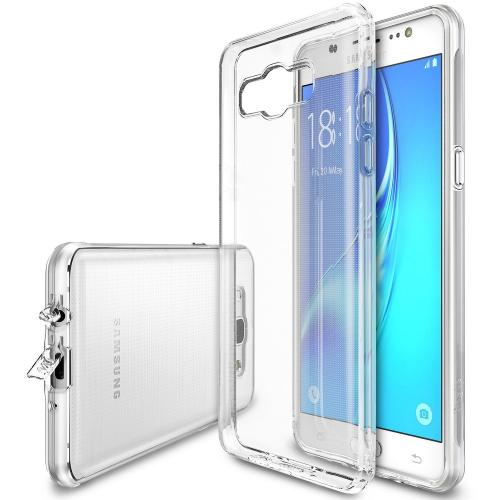 [Samsung Galaxy J5] Case, Ringke [AIR] [Clear View] Ultra-Thin Lightweight TPU Flexible Case for Samsung Galaxy J5