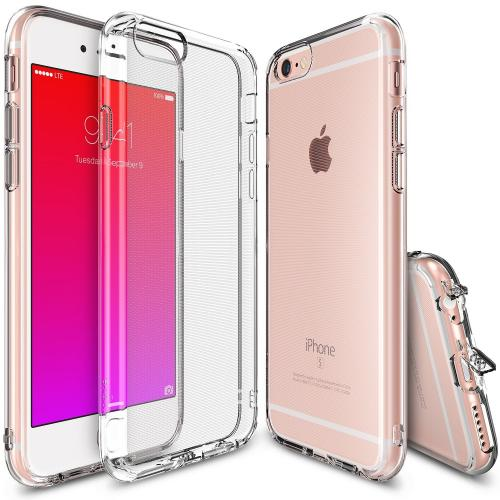 Apple iPhone 6S / 6 Case, Ringke® [AIR] Extreme Lightweight Super-Thin TPU Case - Clear