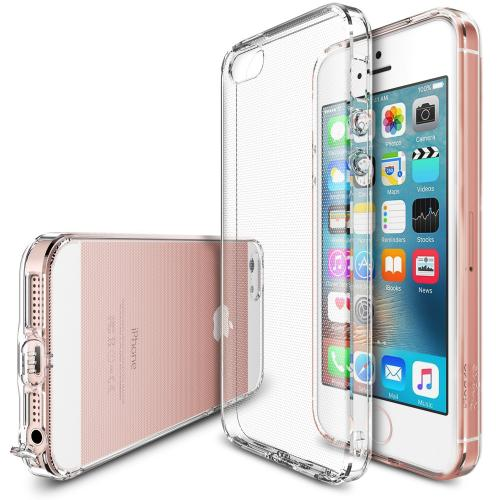 Apple iPhone SE / 5 / 5S Case, Ringke [Clear] AIR Series Extreme Lightweight Ultra-Thin Flexible TPU Case