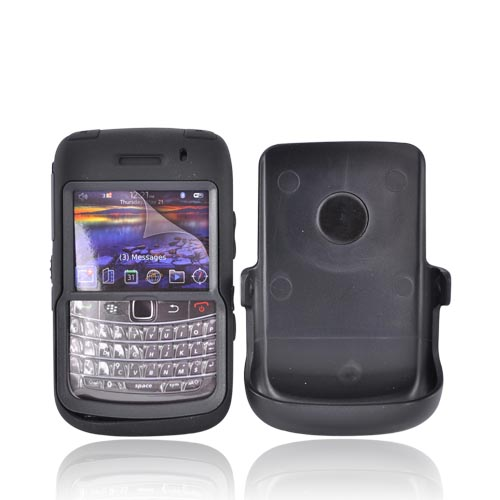Original Otterbox Blackberry Bold 9780 9700 Defender Series Case - Black