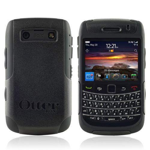 Original Otterbox BlackBerry Bold 9780 9700 Commuter Series Hybrid Case, RBB4-9700S-20-C5OTR - Black
