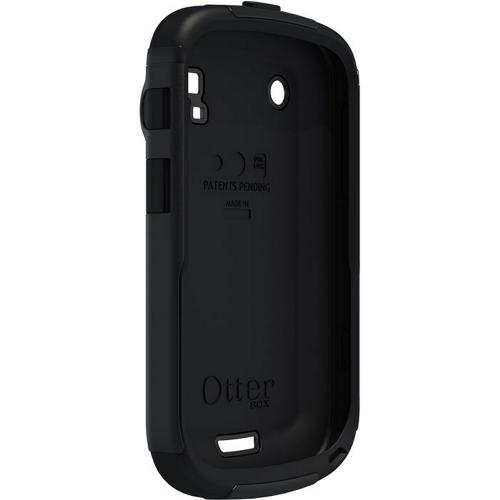 Original Otterbox Commuter Series Blackberry Bold 9900, 9930 Hard Case w/ Screen Protector, RBB4-9900S-20-E4OTR - Black