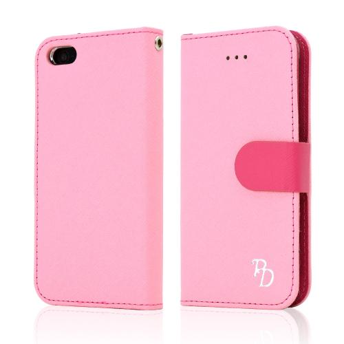 Apple Iphone Se / 5 / 5s Case, Rs Fancy [baby Pink/hot Pi...