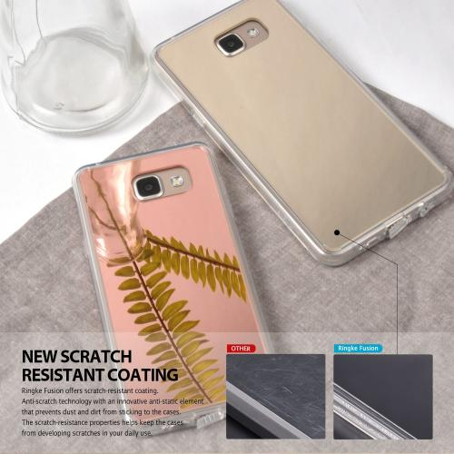 Galaxy A9 2016 [FUSION MIRROR] Royal Gold