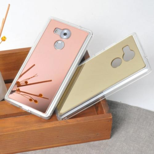 Huawei Mate 8, [FUSION MIRROR] Royal Gold