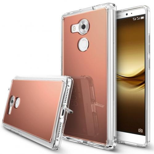 [Huawei Mate 8], [FUSION MIRROR] Rose Gold