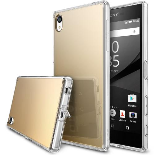 Xperia Z5 Premium [FUSION MIRROR] Royal Gold