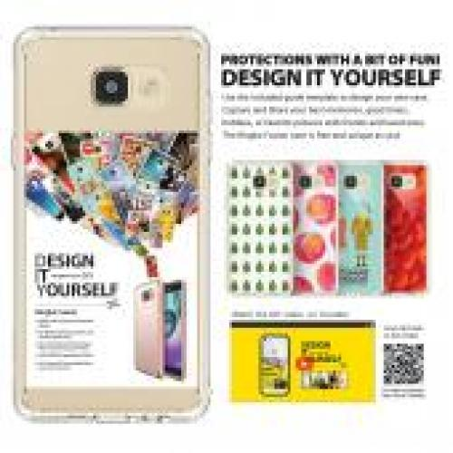 Samsung Galaxy A7 Case, Ringke [Rose Gold] FUSION Series Slim & Flexible Anti-shock Crystal Silicone Protective TPU Gel Skin Case Cover