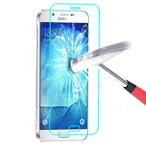 Galaxy A8 Screen Protector - Ringke Invisible Defender [TEMPERED GLASS] For Samsung Galaxy A8