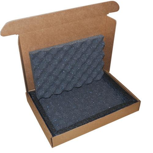 "(NO LONGER AVAILABLE) Repair Service box w/ Cushioning for Macbook 15"" to 17"""