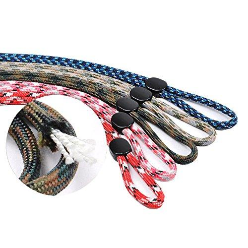 Ringke® Paracord Lanyard Wrist Strap [FIRE] for Smartphones & IDs, etc.