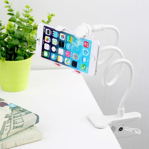 Manufacturers RedShield Lazy Bracket Flexible Holder Mount [Be lazy in bed or sofa while on your phone, no more phones falling onto face!] Silicone Cases / Skins