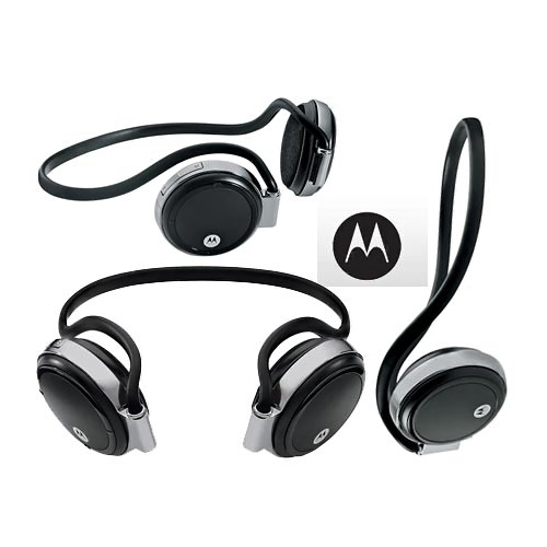 Original Motorola MOTOROKR S305 Wireless Bluetooth Stereo Headphones, 89335N