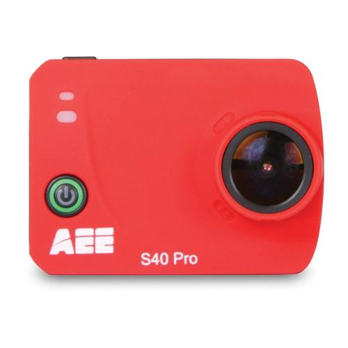 AEE S40 Pro 1080p30 8MP Action Camera [Red]