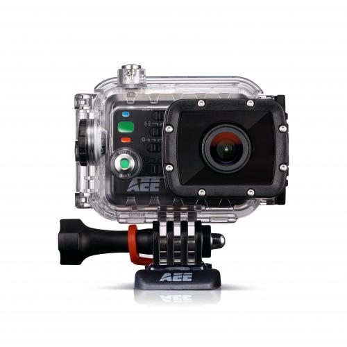 "AEE S51Black 16MP 2"" Action Camera"