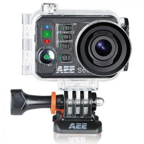 "AEE S60Black 16MP 2"" Action Camera"