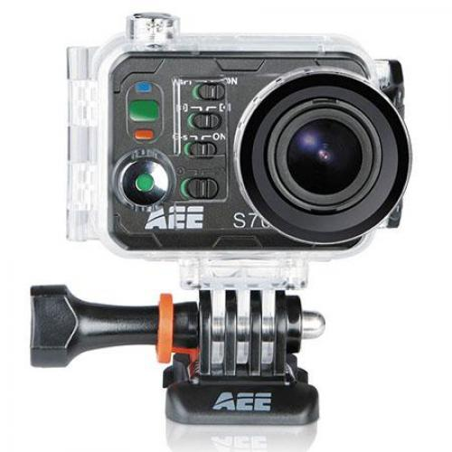 "AEE S70Black 16MP 2"" Action Camera"