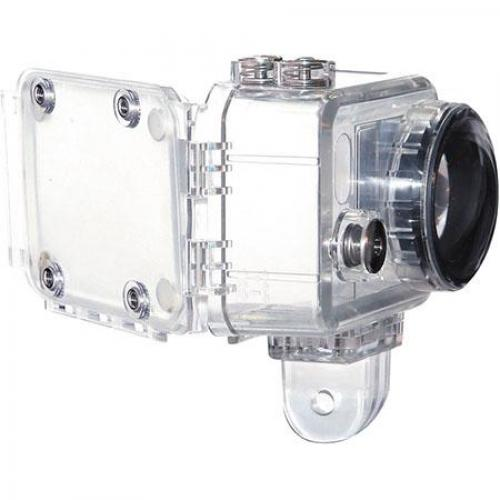 AEE Mini Waterproof Housing and Back Covers (33'/10m) for S70 Action Camera