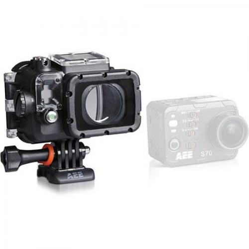 "AEE Pro Waterproof Housing and Back Covers  (328""/100m) for S70 Action Camera"
