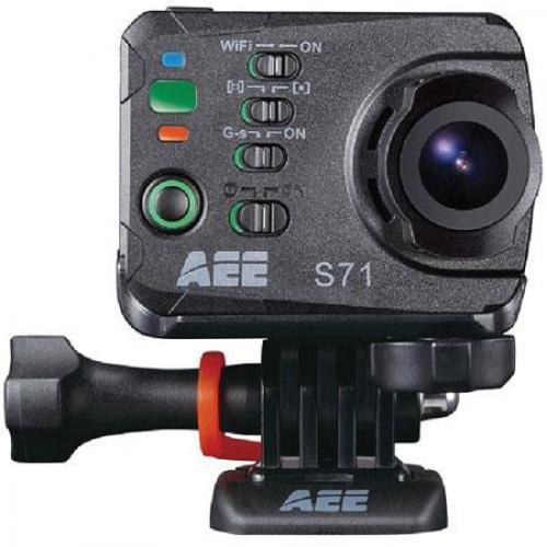 "AEE S71Black 16MP 2"" Action Camera"