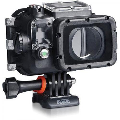 "AEE Pro Waterproof Housing and Back Covers  (328""/100m) for  S71 Action Camera"