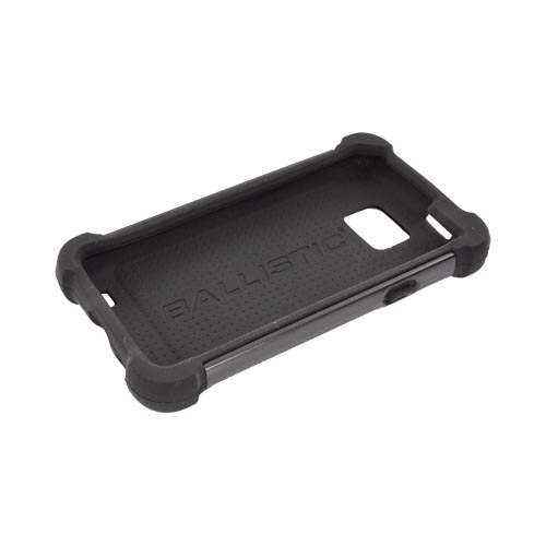 Original Ballistic AT&T Samsung Galaxy S2 SG Hard Case on Silicone, SA0735-M005 - Black