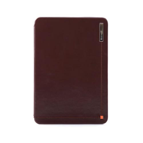 Original Zenus Samsung Galaxy Tab 10.1 E'stime Leather Stand Case, SAG10-EP5ST-BC - Brown Chocolate